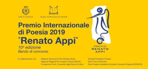 Premio Renato Appi: decima edizione